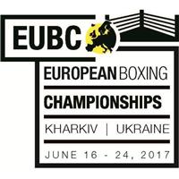 2017 European Boxing Championships Logo