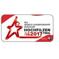 2017 Biathlon World Championships Logo