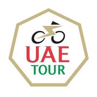 2021 UCI Cycling World Tour - UAE Tour Logo