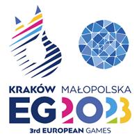 2023 European Games Logo
