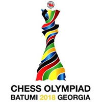 2018 World Chess Olympiad Logo