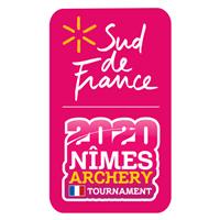 2020 Archery Indoor World Series Logo