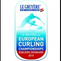 2015 European Curling Championships Logo