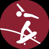 2020 Summer Olympic Games - Street Logo