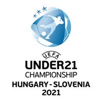 2021 UEFA U21 Championship - Finals Logo