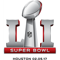 2017 Super Bowl LI Logo