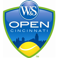2018 WTA Tennis Premier Tour Western and Southern Open Logo