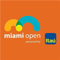2018 ATP Tennis World Tour Miami Open Logo