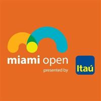 2018 ATP Tennis World Tour Miami Open Logo