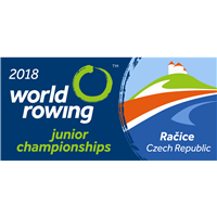 2018 World Rowing Junior Championships Logo
