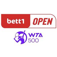 2021 WTA Tour - bett1open Logo