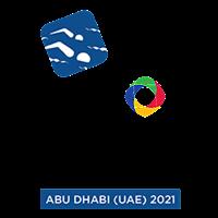 2021 Marathon Swim World Series Logo