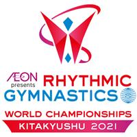 2021 Rhythmic Gymnastics World Championships Logo