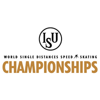 2020 World Single Distance Speed Skating Championships Logo