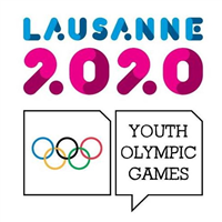 2020 Winter Youth Olympic Games Logo