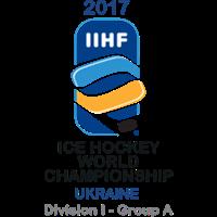 2017 Ice Hockey World Championship Division I A Logo