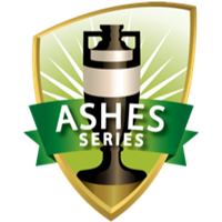 2017 The Ashes Cricket Series Fourth Test Logo