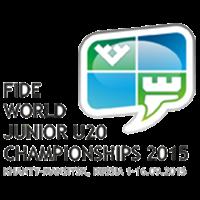 2015 World Junior Chess Championships Logo