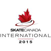 2015 ISU Grand Prix of Figure Skating Skate Canada Logo