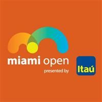2018 WTA Tennis Premier Tour Miami Open Logo