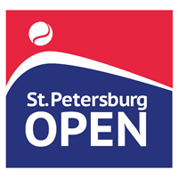 2020 Tennis ATP Tour - St. Petersburg Open Logo