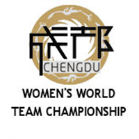 2015 World Team Chess Championship Women Logo