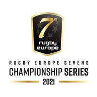 2021 Rugby Europe Women Sevens - Championship Series Logo