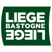 2018 UCI Cycling World Tour Liège Bastogne Liège Logo
