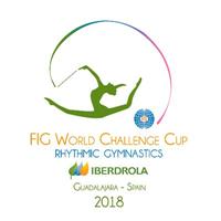2018 Rhythmic Gymnastics World Cup Logo