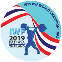 2019 World Weightlifting Championships Logo