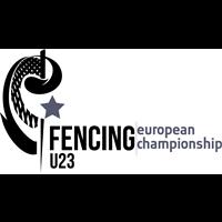 2019 European Fencing Championships U-23 Logo