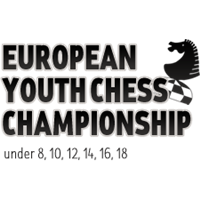 2016 European Youth Chess Championship Logo