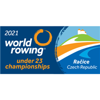 2021 World Rowing U23 Championships Logo