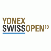 2019 BWF Badminton World Tour Swiss Open Logo