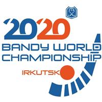2022 Bandy World Championship Logo