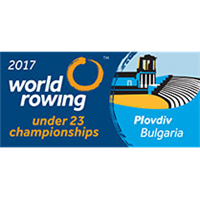 2017 World Rowing U23 Championships Logo