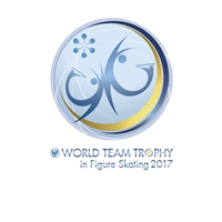 2017 ISU World Team Trophy Logo