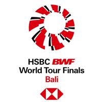 2021 BWF Badminton World Tour - Finals Logo