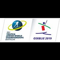 2019 Biathlon Youth and Junior World Championships Logo