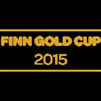 2015 Finn Gold Cup Logo