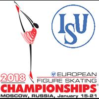 2018 European Figure Skating Championships Logo