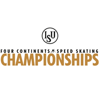 2020 Four Continents Speed Skating Championships Logo
