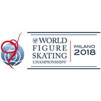 2018 World Figure Skating Championships Logo