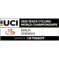 2020 UCI Track Cycling World Championships Logo