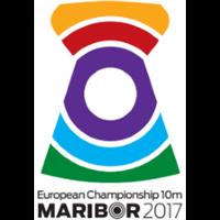 2017 European Shooting Championships 10 m Logo