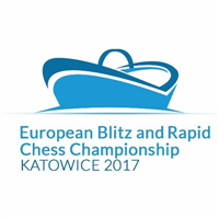 2017 European Rapid and Blitz Chess Championships Logo
