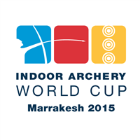 2016 Archery Indoor World Cup Logo