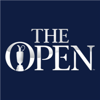 2018 Golf Major Championships The Open Championship Logo