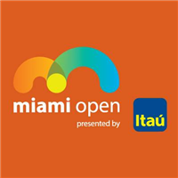 2019 WTA Tennis Premier Tour Miami Open Logo