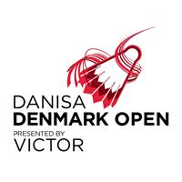 2019 BWF Badminton World Tour Denmark Open Logo